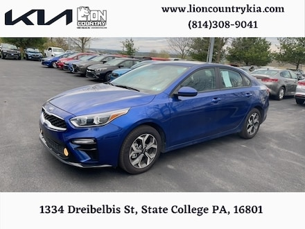 Pre-Owned Featured 2020 Kia Forte LXS Sedan for sale near you in State College, PA