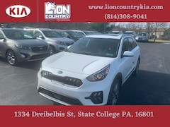 New 2021 Kia Niro Touring SUV KNDCC3LC9M5463193 K3795 in State College, PA at Lion Country Kia