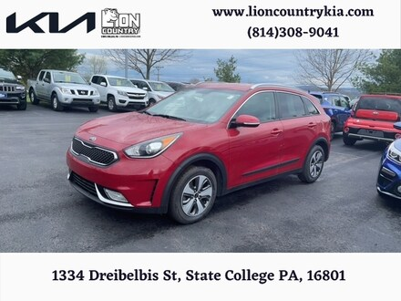 Pre-Owned Featured 2018 Kia Niro EX SUV for sale near you in State College, PA