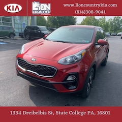2020 Kia Sportage LX SUV KNDPMCAC7L7815840 for sale in State College, PA at Lion Country Kia