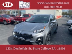 New 2021 Kia Sportage LX SUV KNDPMCAC9M7918677 K3761 in State College, PA at Lion Country Kia