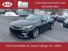 Certified Pre-Owned 2019 Kia Optima LX 5XXGT4L32KG329514 in State College, PA at Lion Country Kia