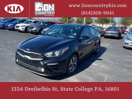 Pre-Owned Featured 2019 Kia Forte LXS Sedan for sale near you in State College, PA