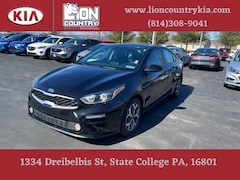 Used 2019 Kia Forte LXS Sedan 3KPF24ADXKE135767 LU2585 in State College, PA at Lion Country Kia