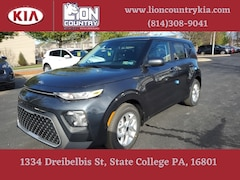 New 2021 Kia Soul S Hatchback KNDJ23AU5M7762593 K3710 in State College, PA at Lion Country Kia
