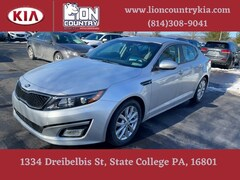 Certified Pre-Owned 2015 Kia Optima EX FWD 5XXGN4A74FG428924 in State College, PA at Lion Country Kia