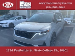 New 2022 Kia Carnival EX MPV KNDNC5H35N6062040 K3811 in State College, PA at Lion Country Kia