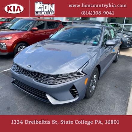 New Featured 2021 Kia K5 LXS Sedan for sale near you in State College, PA