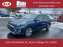 Certified Pre-Owned 2020 Kia Niro LXS KNDCB3LC6L5414258 in State College, PA at Lion Country Kia
