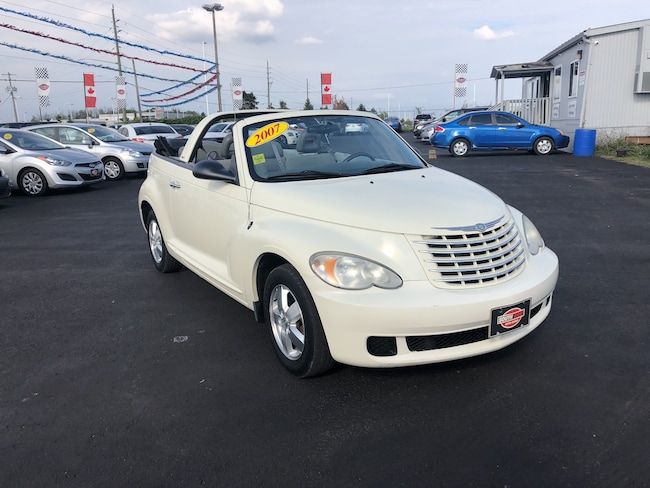 2007 Chrysler PT Cruiser CONVERTIBLE Convertible