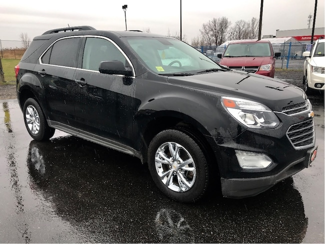 2017 Chevrolet Equinox LT BACK-UP CAM WELL EQUIPPED SUV