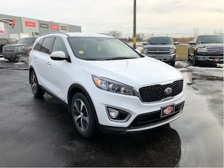 2016 Kia Sorento EX/AWD/LEATHER/ROOF/7 PASSANGER/LOADED SUV