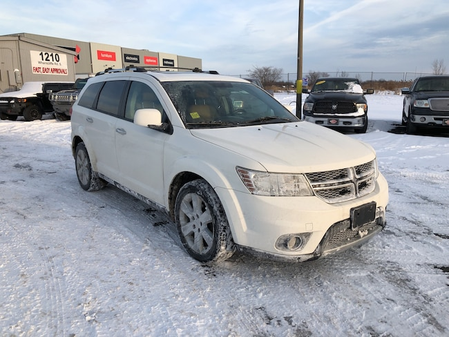 2012 Dodge Journey R/T / AWD/LEATHER SUV