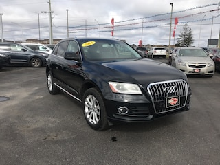2014 Audi Q5 2.0L Progressiv|BACKUP CAM|NAV|PANO ROOF|LEATHER SUV