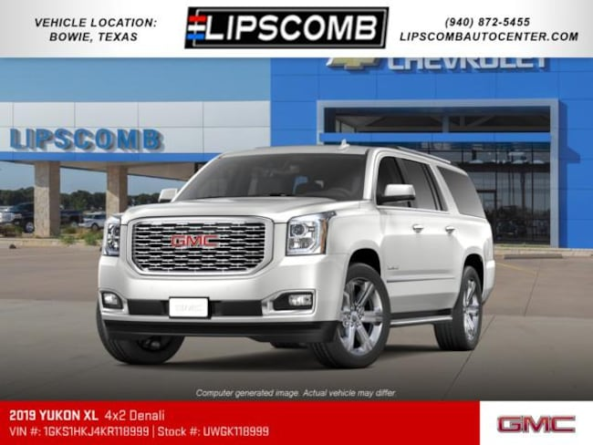 New 2019 GMC Yukon XL For Sale at Lipscomb Auto Trader | VIN
