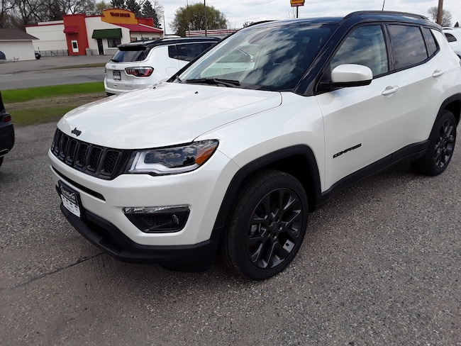 New 2019 Jeep Compass LIMITED 4X4 Sport Utility in Litchfield