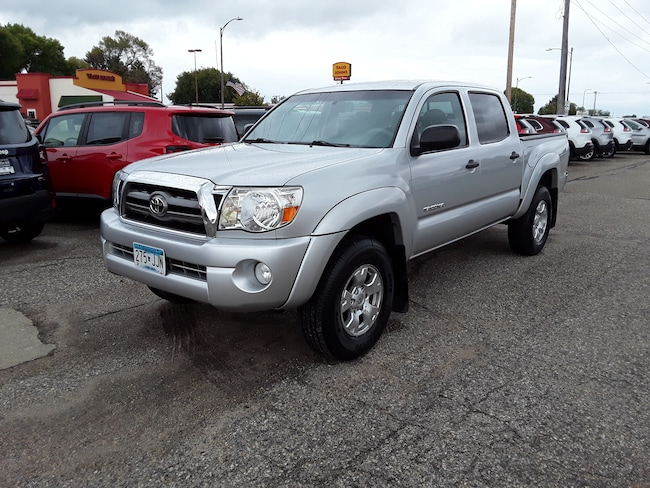 Used 2010 Toyota Tacoma PreRunner V6 SR5 Truck Double Cab in Litchfield