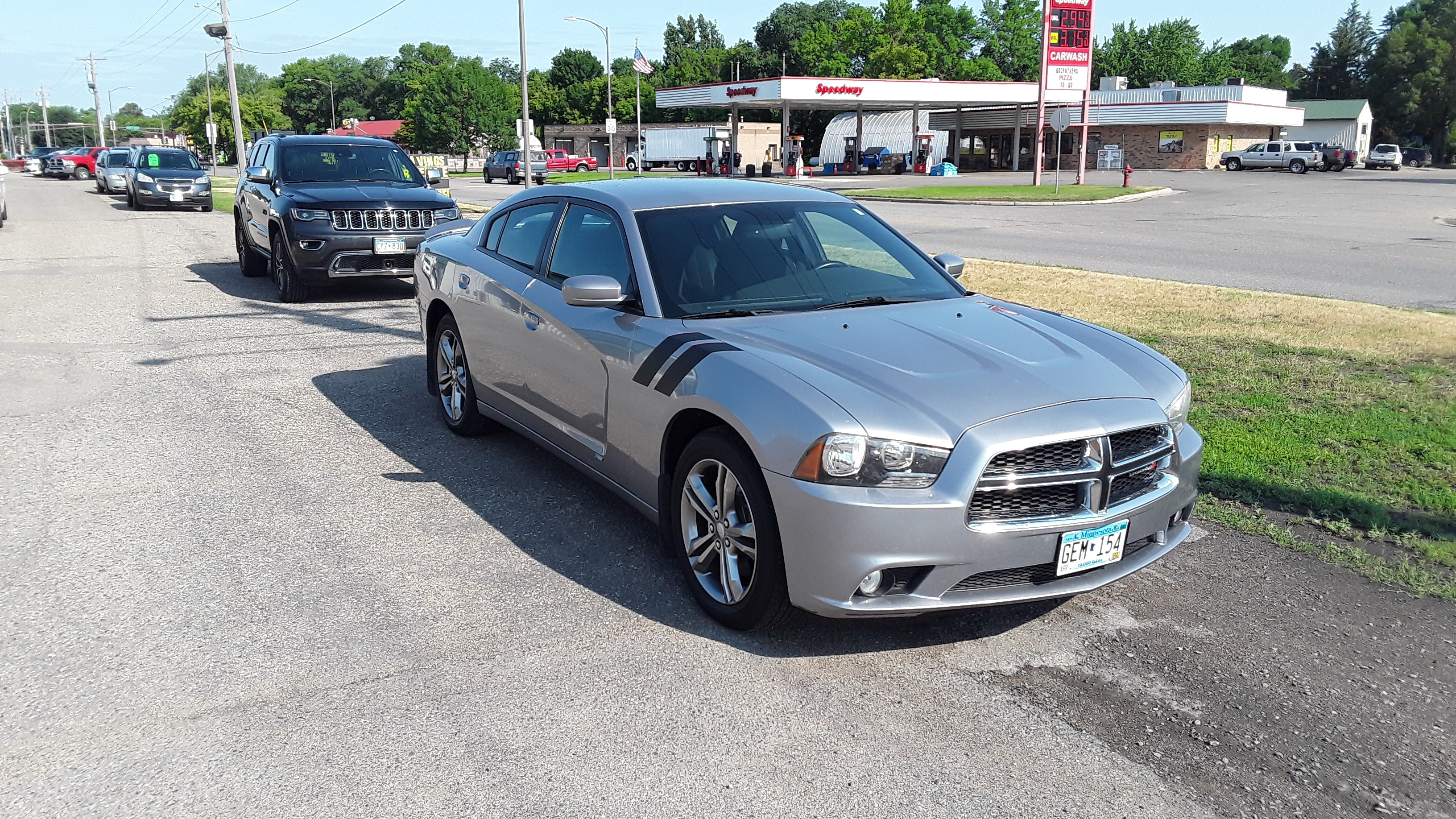 Used 2014 Dodge Charger SXT with VIN 2C3CDXJG8EH148006 for sale in Litchfield, Minnesota