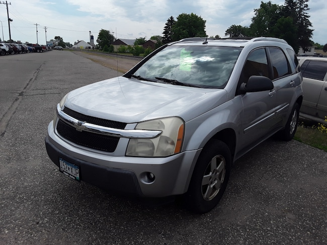 Used 2005 Chevrolet Equinox LT ALL WHEEL DRIVE SUV in Litchfield