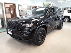 New 2019 Jeep Grand Cherokee UPLAND 4X4 Sport Utility
