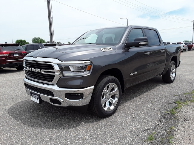 New 2019 Ram 1500 Big Horn Crew Cab Truck Crew Cab in Litchfield