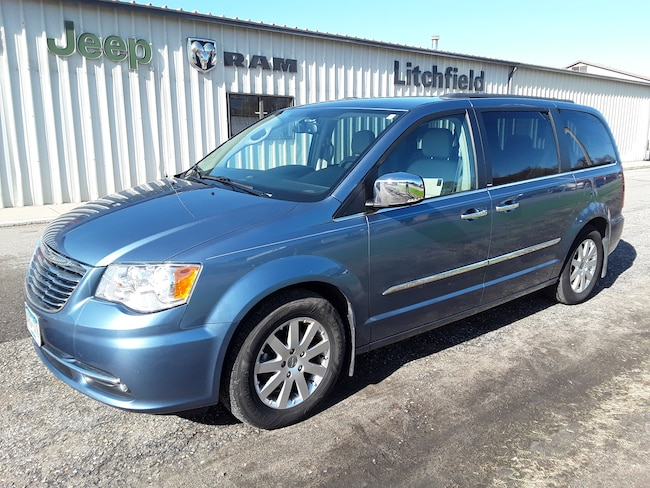 Used 2011 Chrysler Town & Country Touring-L Passenger Van in Litchfield