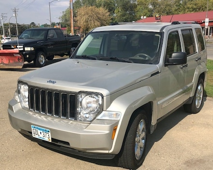 2008 Jeep Liberty Limited Edition 4WD  Limited