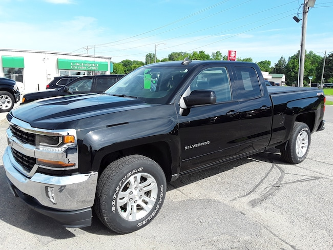 Used 2016 Chevrolet Silverado 1500 LT w/1LT Truck Double Cab in Litchfield