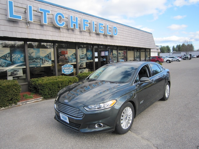 Used 2016 Ford Fusion Energi SE Luxury Sedan/Nav/Leather/Moonroof/INTERNET SPECIAL For Sale Litchfield, Connecticut