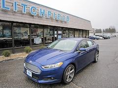 2016 Ford Fusion S Sedan/Cloth/Appearance Pkg/Bluetooth/Rear Camera/Alloys/Remote Start/34 MPG/INTERNET SPECIAL