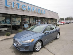 2019 Ford Fusion Hybrid SE Sedan/Nav/Cloth/Alloys/BLIS/Sync/WiFi/SiriusXM/43 MPG