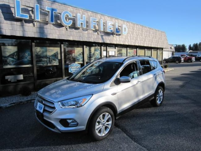 2019 Ford Escape SEL 4X4 SUV/Safe &  Smart Pkg/WiFi/Sync3/Alloys/28 MPG