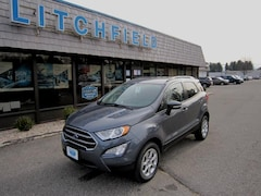 2018 Ford EcoSport SE 4X4 SUV/Heated Seats/Alloys/Sync3/Moonroof/Rear Camera