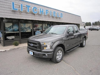 2015 Ford F-150 XL Super Cab 4X4 Extended Cab Pickup