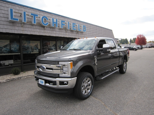 2019 Ford F-250 Lariat Ultimate 4X4 Crew Cab/V8/WiFi/Chrome/Vista Roof/Tow Camera/FX4/Plow Prep/10000 GVW