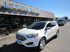2019 Ford Edge SEL AWD SUV/Convenience/Cold Weather Pkgs/BLIS/Heated Seats/WiFi/Vista Roof