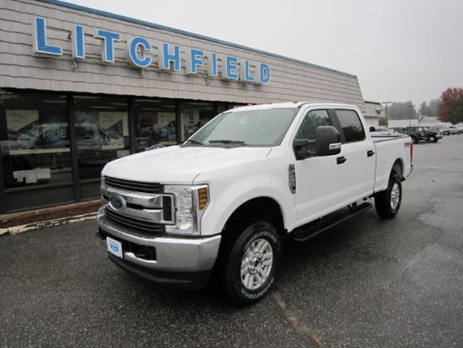 2019 Ford F-250 STX 4X4/Crew Cab/5th Wheel/Plow Prep/FX4/Power Pkgs/Sync/10000 GVW