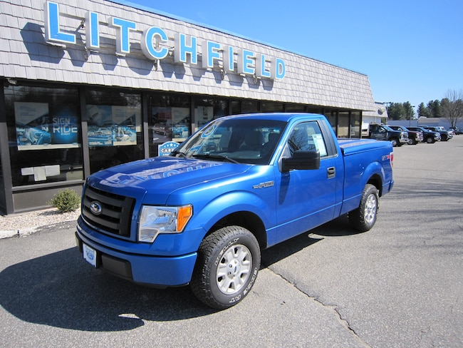 2012 Ford F-150 STX Reg Cab/V6/Cloth Bench/Alloys/Limited Slip/Bedliner/Fiberglass Bed Cover
