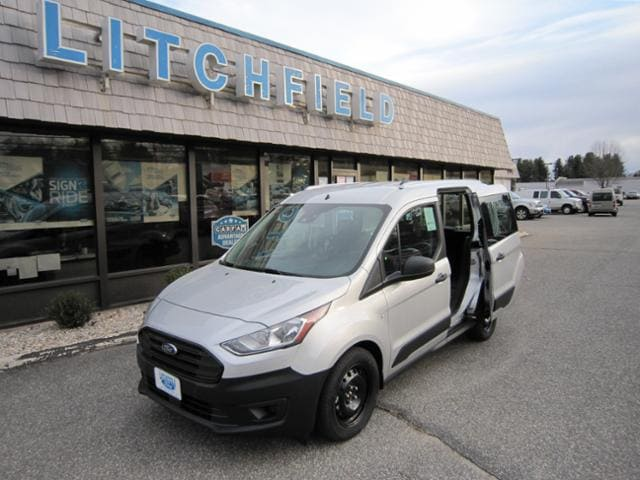 2019 Ford Transit Connect XL SWB Cargo Van/Liftgate/Cloth/WiFi/Side Glass/Rear Camera