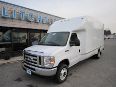 2019 Ford E-450 DRW Commercial Cutaway Cargo/Unicell 16 Ft Box W/Tommy Gate/14500 GVW