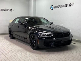 New 2020 BMW M5 Competition Sedan Anchorage, AK