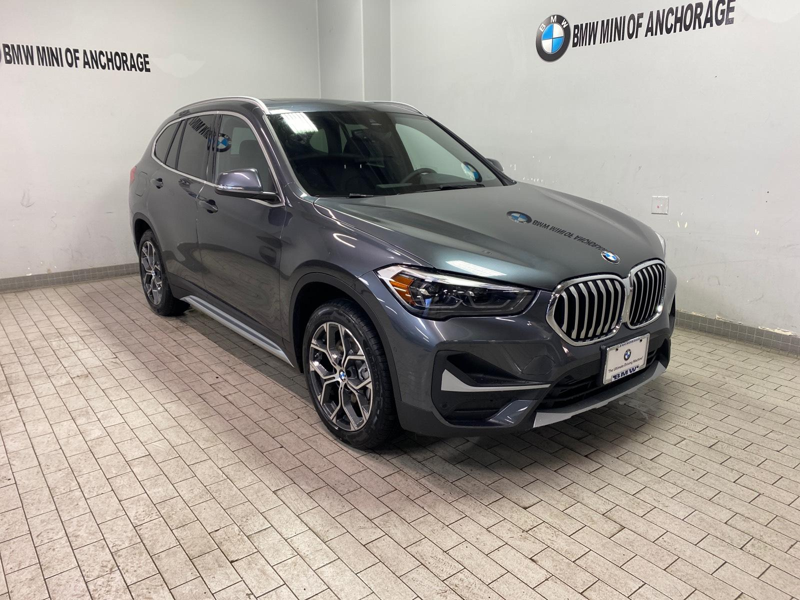 New 2021 Bmw X1 Sav Xdrive28i Mineral Gray For Sale In Anchorage Ak Stock M3m75414