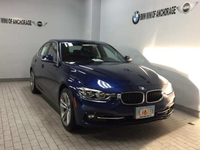 Certified Pre-Owned 2018 BMW 330i xDrive Sedan Anchorage, AK