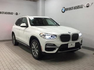 New 2019 BMW X3 xDrive30i SAV Anchorage, AK