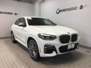 New 2019 BMW X4 M40i Sports Activity Coupe Anchorage, AK