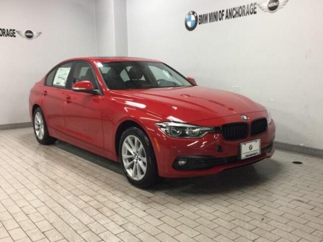 New 2018 BMW 320i xDrive Sedan Anchorage, AK