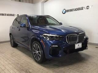 New 2019 BMW X5 xDrive50i SAV Anchorage, AK