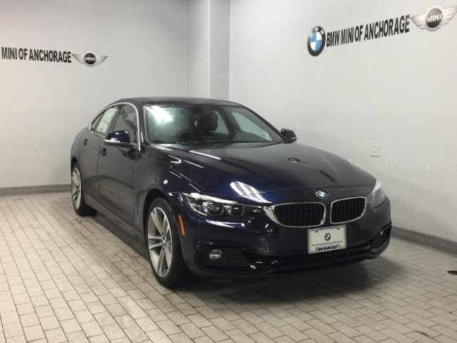 New 2019 BMW 430i xDrive Gran Coupe Anchorage, AK