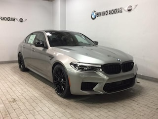 2019 BMW M5 Competition Sedan Anchorage, AK