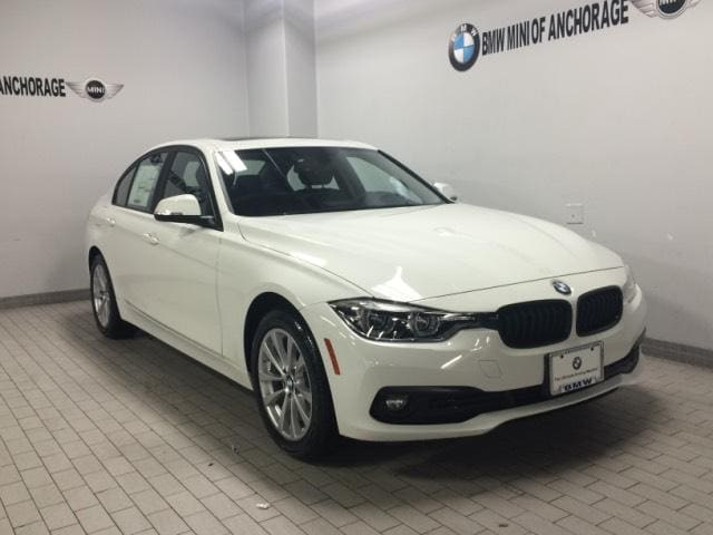 New 2018 BMW 320i xDrive Sedan Anchorage, AK